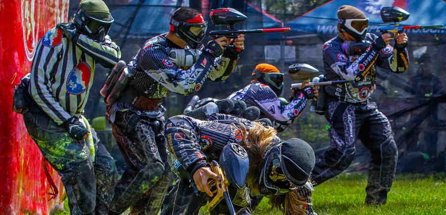Популярные военно-спортивные игры – их особенности и отличие